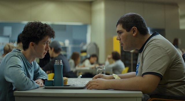 Lebenslang beste Freunde: Moritz (Maximilian Mundt) und Lenny (Danilo Kamperidis)