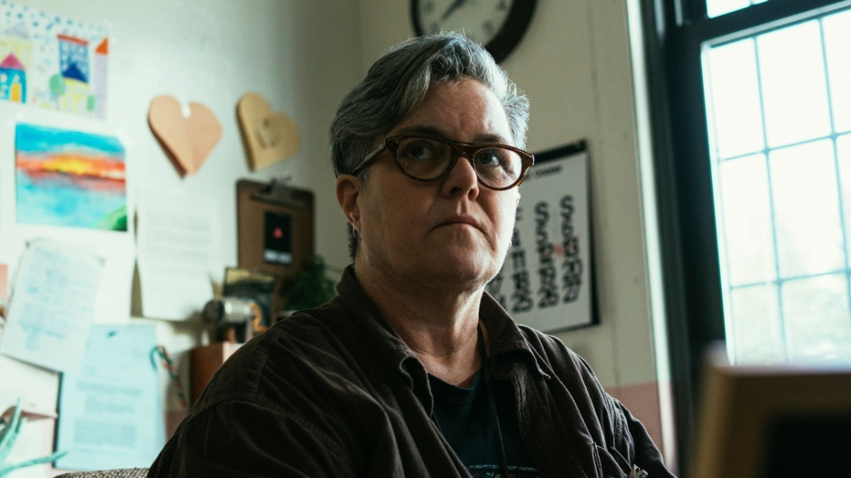 """Rosie O'Donnell als Lisa Sheffer in """"I Know This Much Is True"""" HBO"""