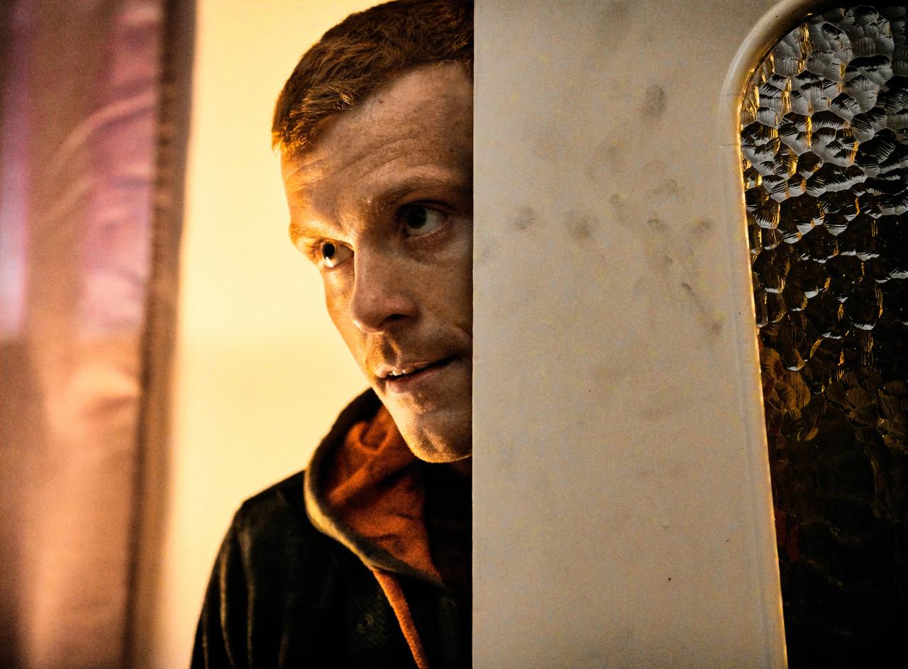 Dorftyrann Mike (Morten Hee Andersen) ZDF/Andreas Houmann