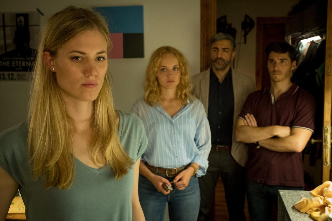 """Larissa Marolt in """"Blutige Anfänger"""" ZDF/Conny Klein"""