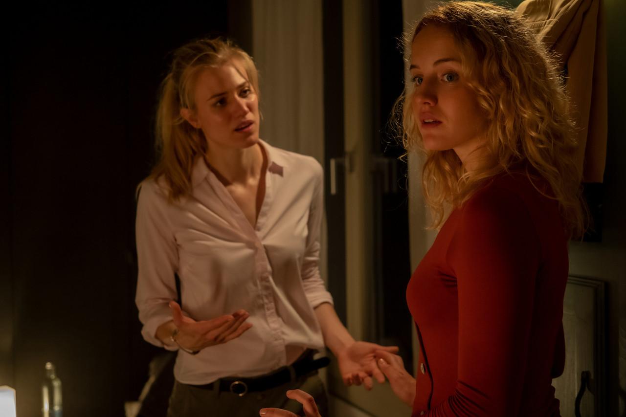 Larissa Marolt und Luise von Finckh ZDF/Conny Klein