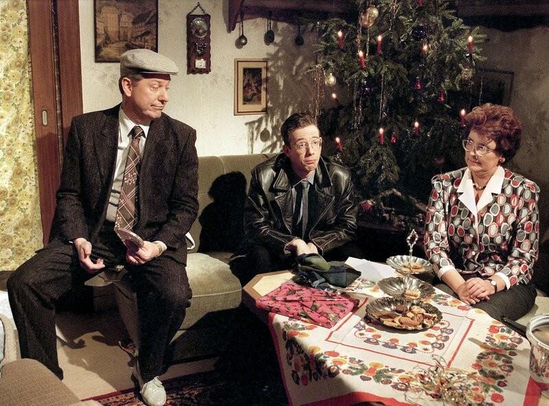 """""""Alle Jahre wieder"""" ist Stress bei """"Familie Heinz Becker"""" angesagt SWR/WDR/Hajo Hohl"""