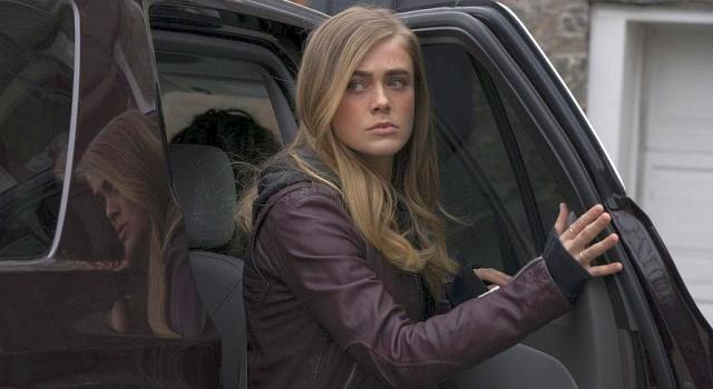 Schwachpunkt: Michaela und ihre Darstellerin Melissa Roxburgh