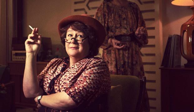 Margo Martindale als Bella Abzug. hulu
