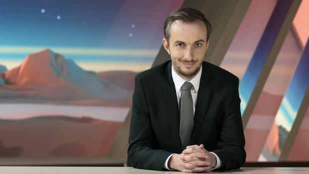 Jan Böhmermann – ab sofort auch am Programmrand des ZDF