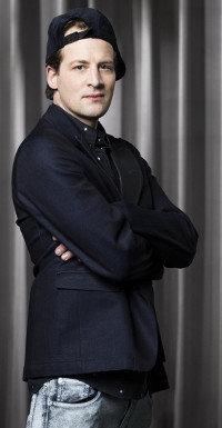 """Dendemann ist Frontmann der """"NEO Magazin Royale""""-Showband."""