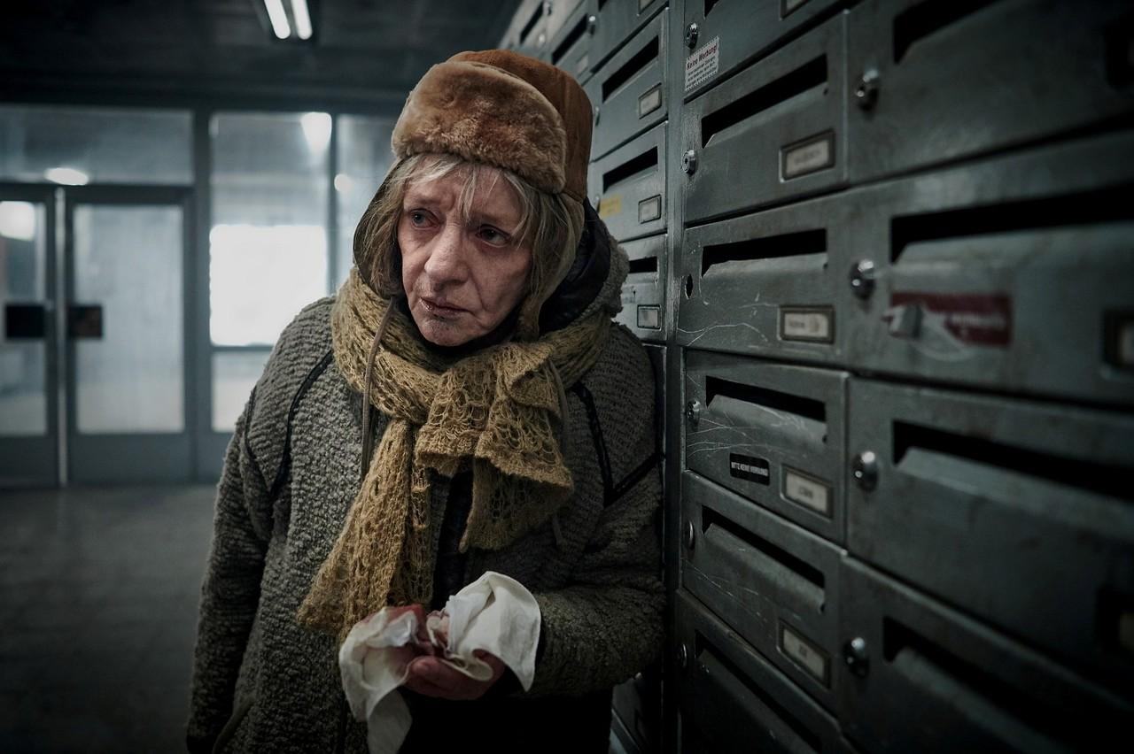 """In diesem Plattenbau gibt es kein """"Leben"""", allenfalls """"Überleben"""". Sky Deutschland/Lago Film GmbH/Reiner Bajo"""