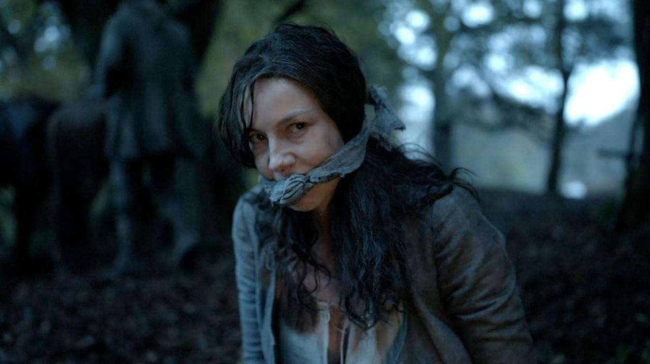 Für Claire (Caitriona Balfe) gibt es kein Entkommen. Starz
