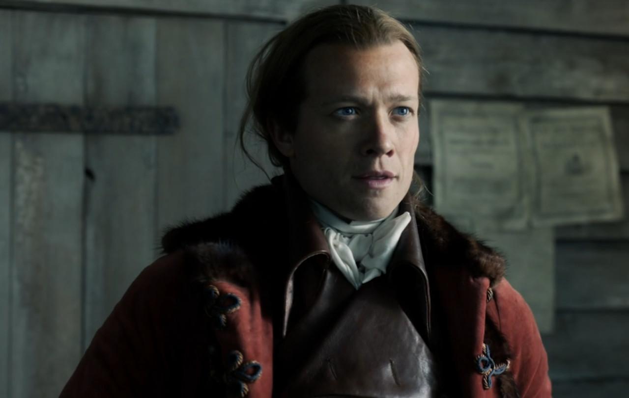 Stephen Bonnet (Edward Speleers) ist zurück. Starz