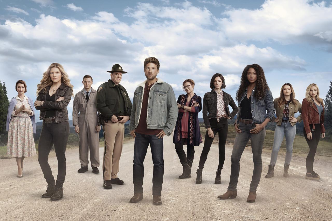 "Der komplette Cast von ""Big Sky"" ABC/Kharen Hill"