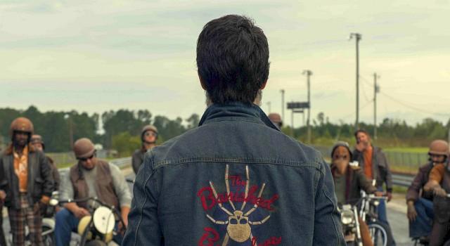 Joel (Rodrigo Santoro) und seine Biker von den Banished Brawlers,