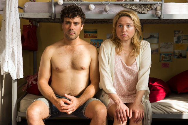 Kondom geplatzt! Paul (Bastian von Bömches), Micki (Caroline Maria Frier) Bild: TVNOW / UFA Fiction / Daniela Incoronato
