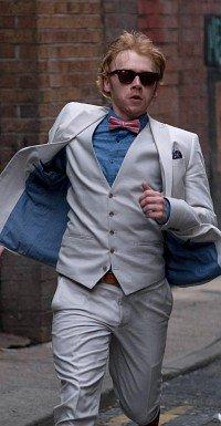 Rupert Grint als Charlie Cavendish in Snatch