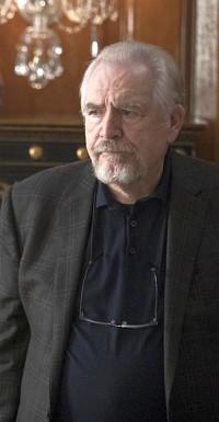 Mann der alten Schule: Familienpatriarch Logan Roy (Brian Cox)