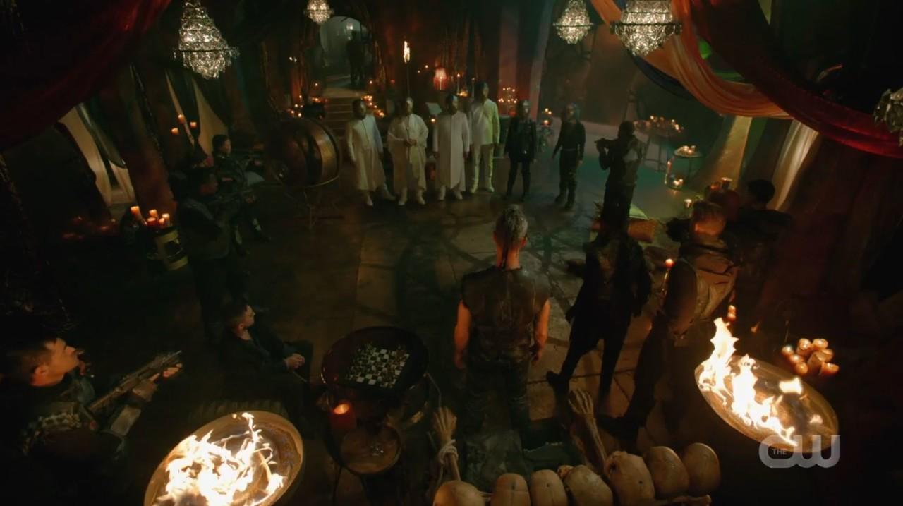 Bardo und Sanctum treffen aufeinander. The CW