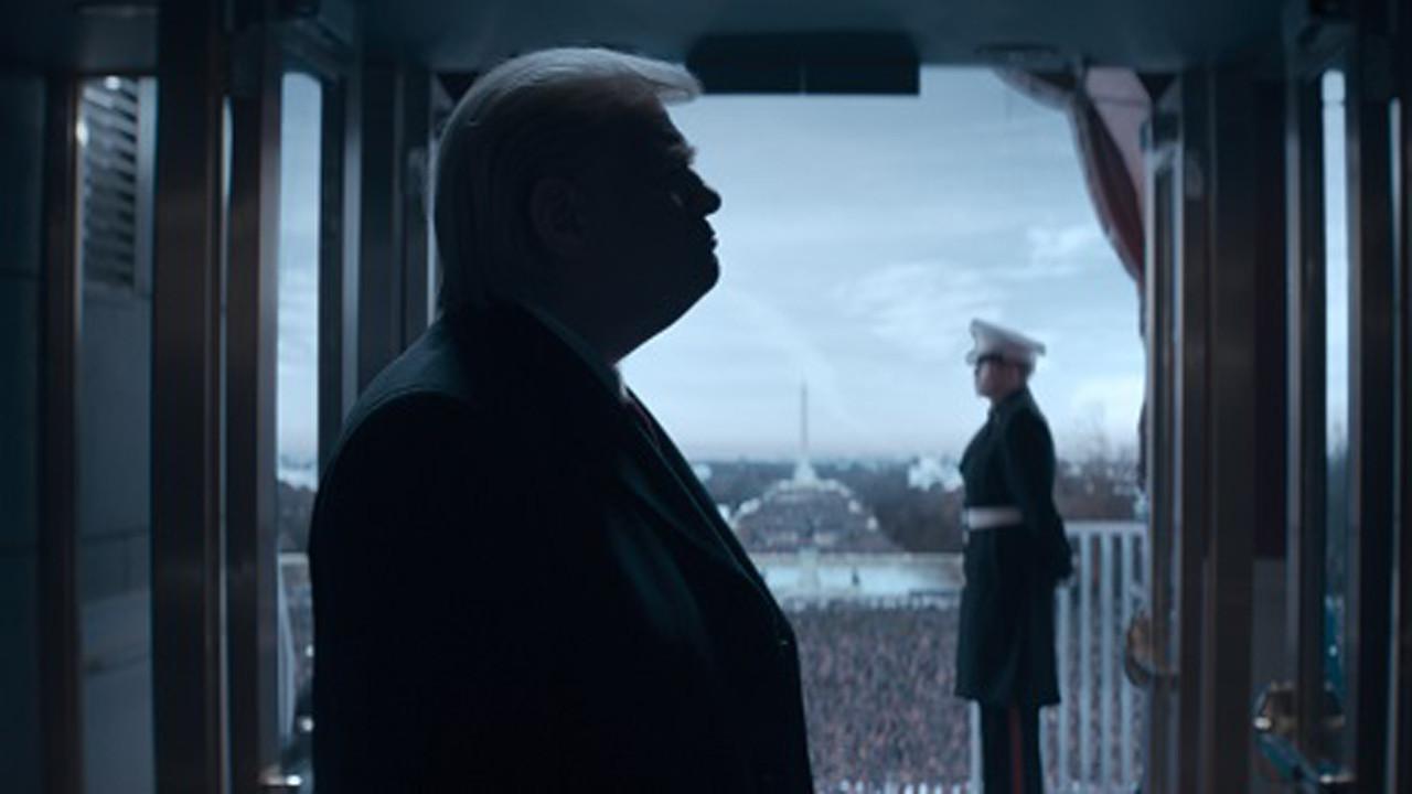 "In der Miniserie ""The Comey Rule"" stellt Brendan Gleeson US-Präsident Donald Trump dar CBS/Showtime"
