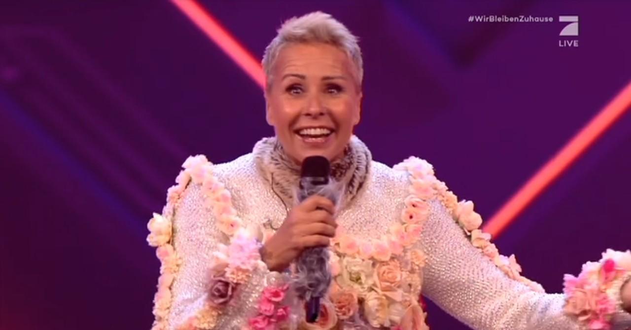 Der Hase ist Sonja Zietlow! ProSieben/Screenshot
