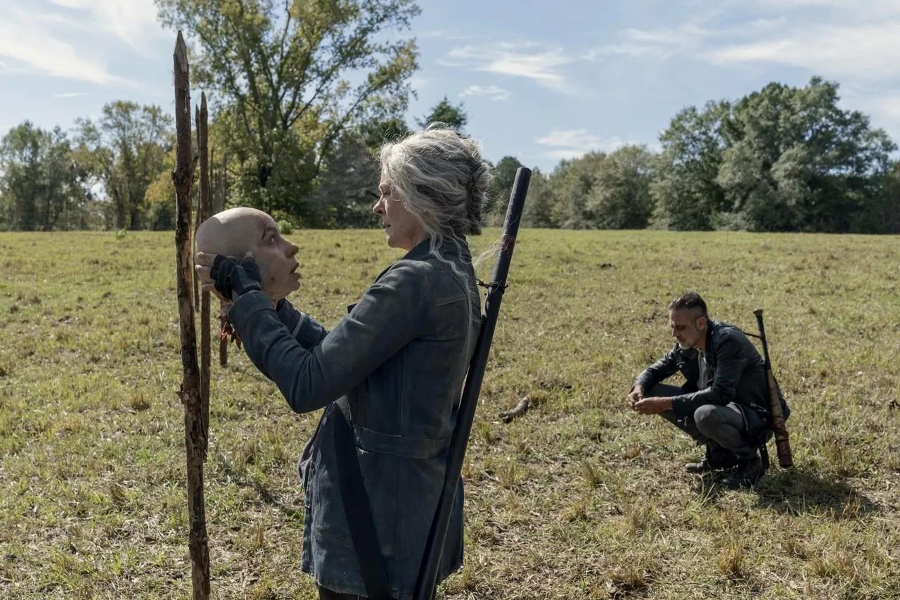 Carol (Melissa McBride) hat endlich ihre Rache bekommen. AMC