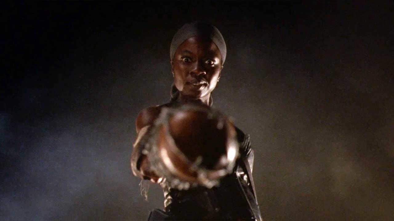 Michonne (Danai Gurira) hätte auch einen anderen Weg einschlagen können. AMC