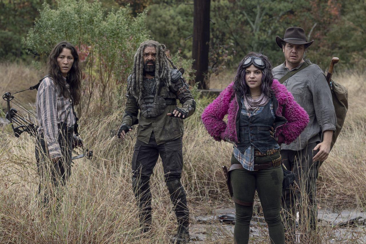 Die Gruppe findet sich auf einem Minenfeld wieder. AMC