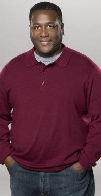 Oscars Agent und Saufkumpan: Teddy (Wendell Pierce) Bild: