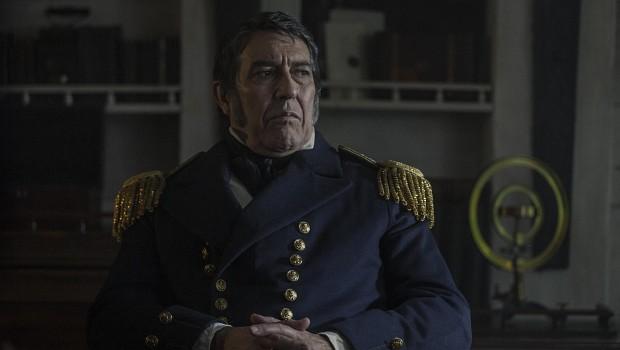 Captain Sir John Franklin (Ciarán Hinds)