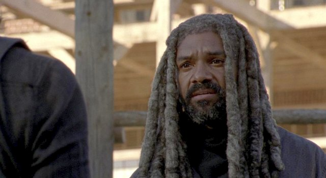 Ezekiel (Khary Payton) weiß, was seine Diagnose bedeutet.