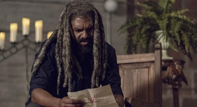 Ezekiel (Khary Payton) sieht die Zukunft des Königreichs bedroht.