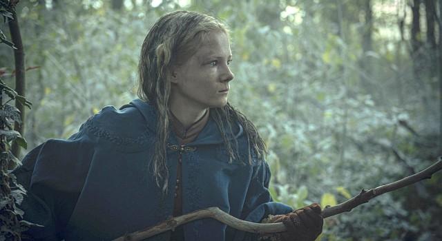 Prinzessin Ciri (Freya Allan) ist plötzlich auf sich allein gestellt.