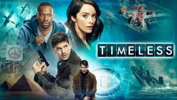 """Bisher hat """"Timeless"""" aus den Möglichkeiten der Zeitreise leider noch nicht viel gemacht…"""