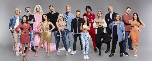 """Der Cast von """"Promi Big Brother"""" 2020 Sat.1/Marc Rehbeck"""