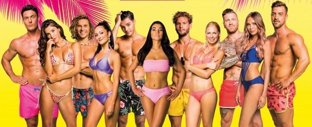 """Ein typischer """"Love Island""""-Cast RTL Zwei"""