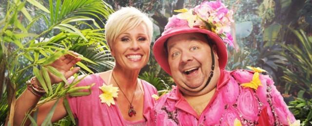 """Sonja Zietlow und Dirk Bach moderierten die ersten Staffeln von """"Ich bin ein Star – Holt mich hier raus!"""" RTL/Ruprecht Stempell"""