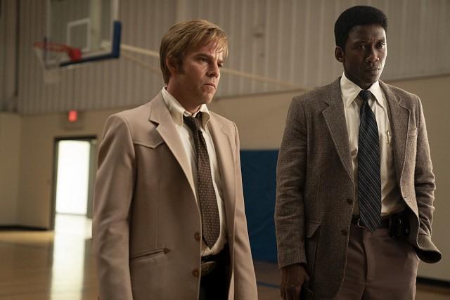 Die Cops Roland West (Stephen Dorff) und Wayne Hays (Mahershala Ali) HBO