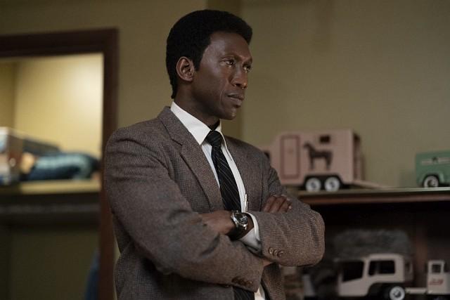 Wayne Hays (Mahershala Ali) HBO