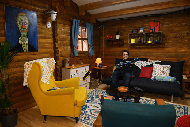 Das Wohnzimmer Sat.1/Willi Weber
