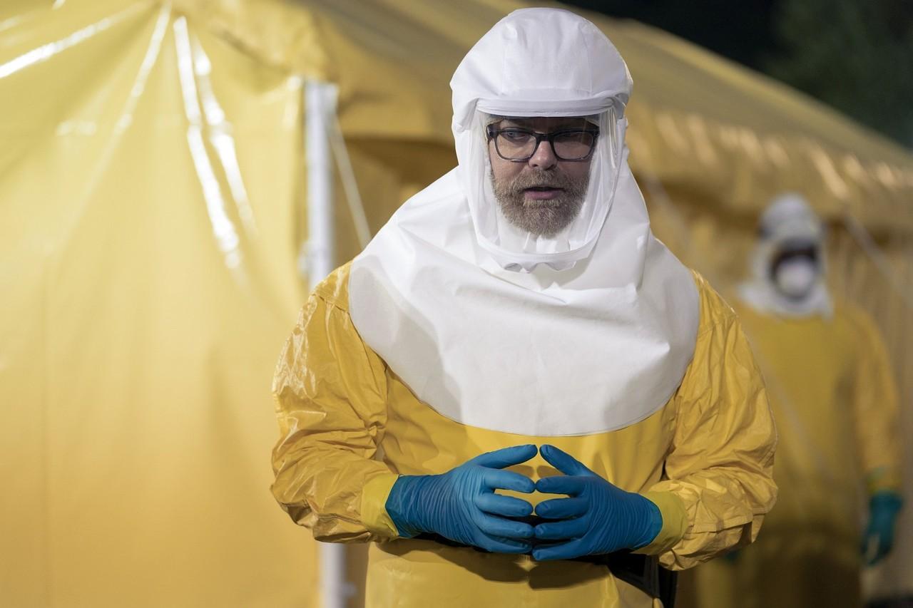 "Rainn Wilson als Dr. Michael Stearns in ""Utopia"" Elizabeth Morris/Amazon Prime Video"