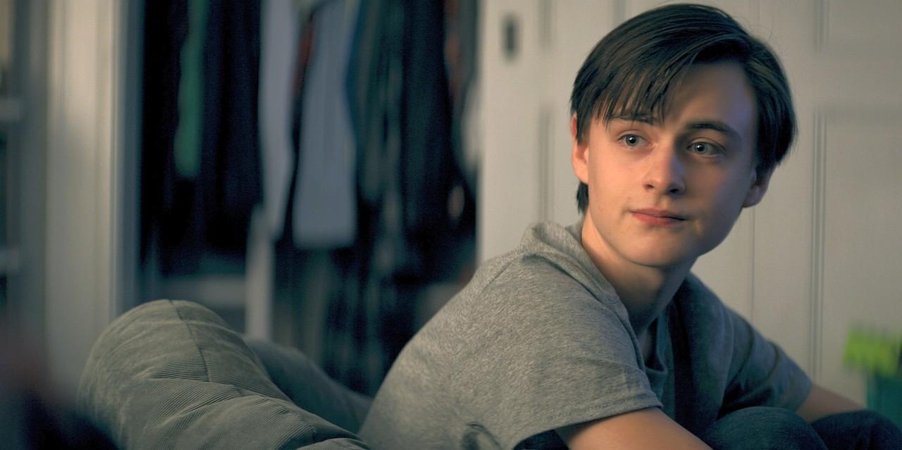"""Jaeden Martell als Jacob in """"Verschwiegen"""". Apple TV+"""