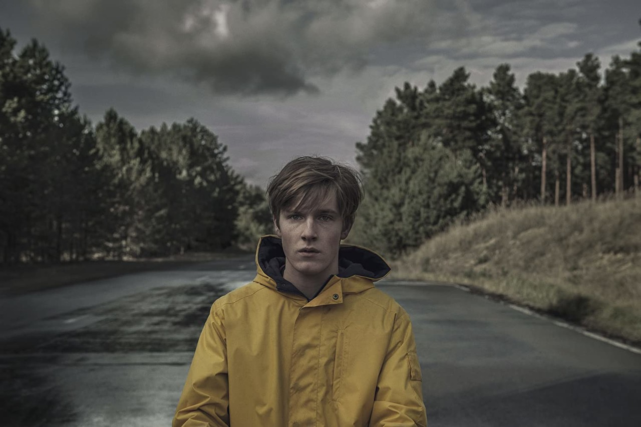 "Louis Hofmann als Jonas Kahnwald in ""Dark"" Julia Terjung/Netflix"