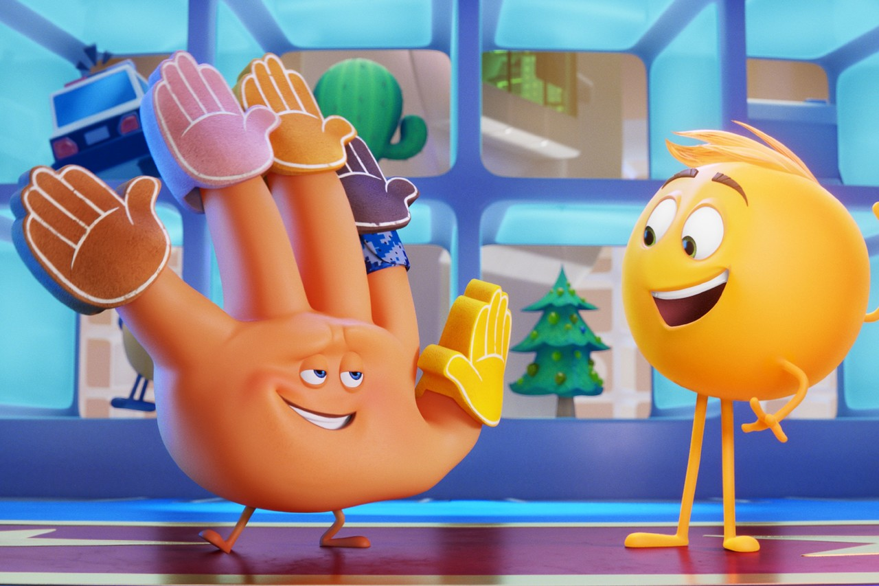 """""""Emoji – Der Film"""" TVNOW/© 2017 Sony Pictures Animation Inc. All Rights Reserved."""