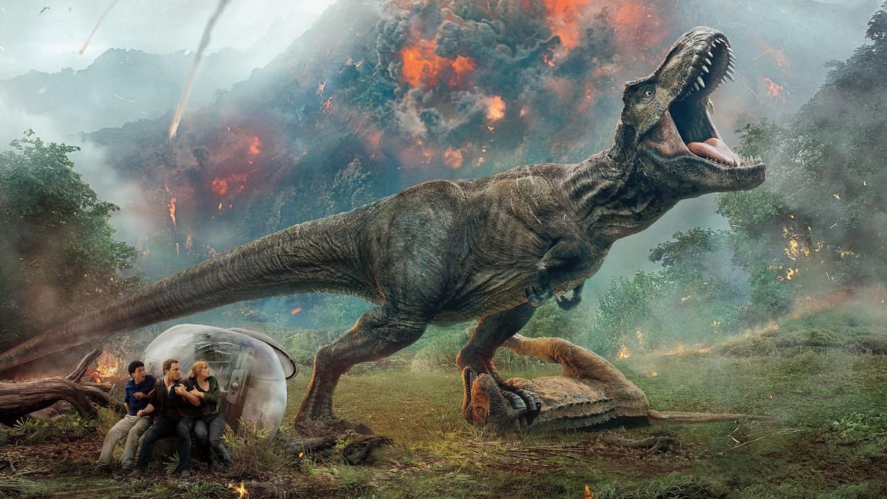 """Jurassic World: Das gefallene Königreich"" TVNOW / TM & © 2018 Universal City Studios Productions LLLP and Amblin Entertainment, Inc."
