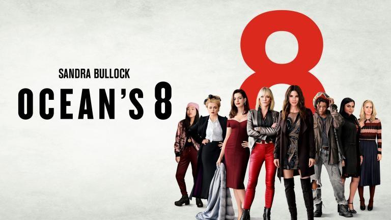 """Ocean's 8"" © 2018 Warner Bros. Entertainment Inc., Village Roadshow (BVI) Limited."