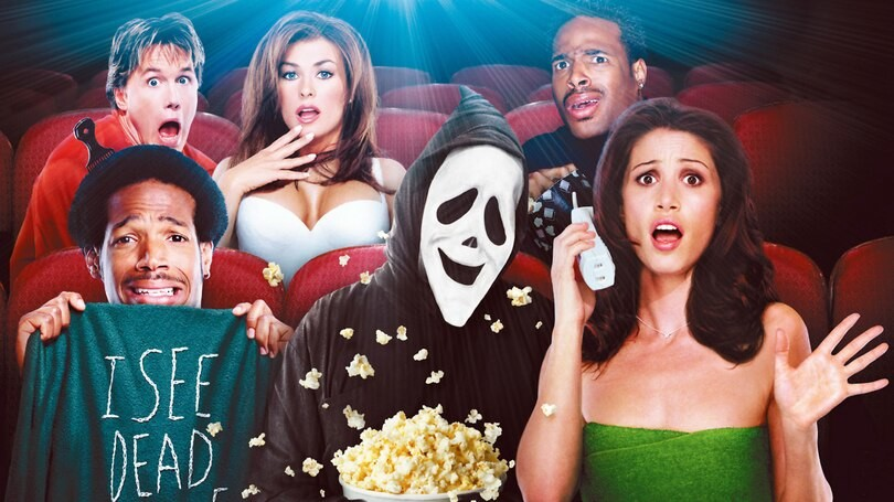 """""""Scary Movie"""" RTL Zwei/Constantin Film/Universal Pictures"""