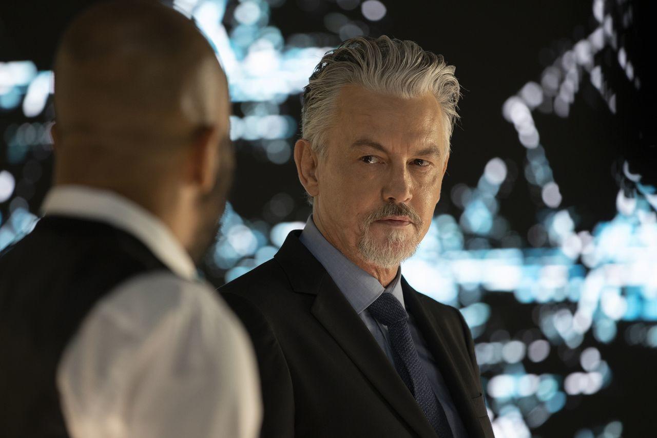 Bernard (Jeffrey Wright) muss eine Entscheidung treffen. HBO