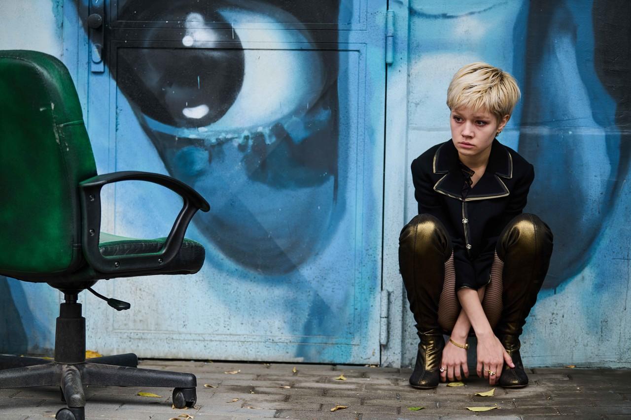 Übertriebener Druck: Babsi (Lea Drinda) hält es nicht mehr aus. Constantin Television Mike Kraus