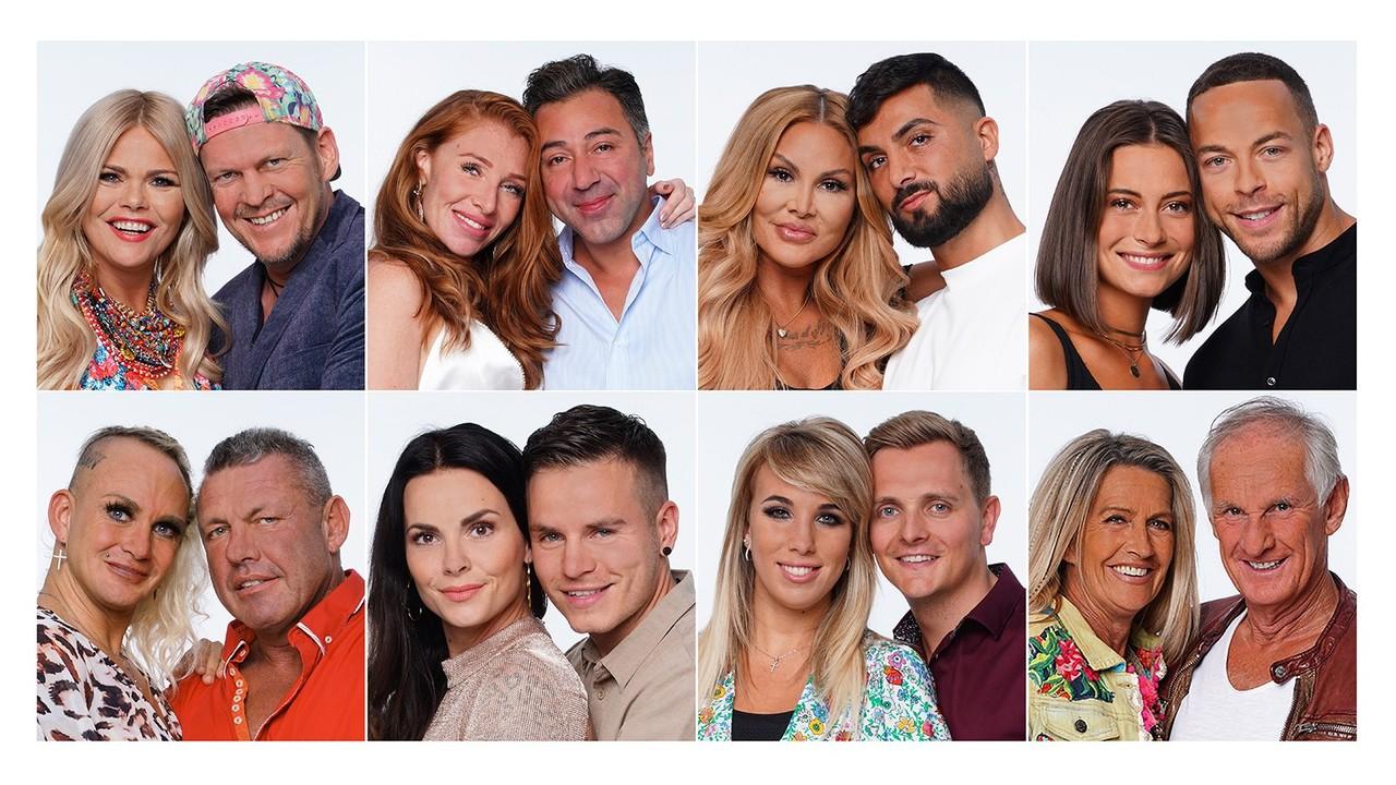 """Diese Paare sind """"Sommerhaus der Stars"""" 2020 dabei TVNOW/Stefan Gregorowius"""