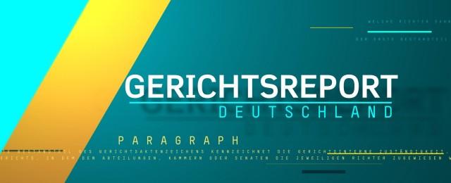 """Haben die Deutschen im Jahr 2019 noch Lust auf eine neue Gerichtsshow? Diese Frage hat sich RTL gestellt und mit """"Gerichtsreport Deutschland"""" das ausgestorben geglaubte Genre zurückgebracht. Die ernüchtende Antwort lautet: Nein, allzu viele Menschen haben ein derartiges Format nicht vermisst und ihr Urteil per Abschaltknopf schnell gefällt. Bereits die erste Folge sahen nur 490.000 Zuschauer, in der jungen Zielgruppe der 14- bis 49-Jährigen kam ein mieser Marktanteil von 7,0 Prozent zustande. Auch die weiteren Folgen blieben weit hinter den Erwartungen zurück. Die Konsequenz: Nach der fünften von 20 geplanten Folgen zog RTL den Stecker und schickte das Format vorzeitig auf den Fernsehfriedhof.Bild: TVNOW"""