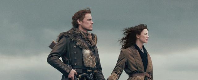 """Eigentlich war """"Outlander"""" bislang aus Quotensicht einer der wenigen Lichtblicke für VOX. Doch die vierte Staffel stürzte Anfang 2019 auf enttäuschende Werte. Insbesondere den letzten gezeigten Episoden der Fantasyserie ging die Puste aus, die mit unter 5 Prozent Marktanteil in der Zielgruppe deutlich unter den Erwartungen lagen.Bild: Starz"""