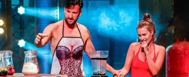 """Und noch eine Realityshow stellte 2019 neue Rekorde auf: Die vierte Staffel von """"Das Sommerhaus der Stars"""" war die mit Abstand erfolgreichste – dies dürfte RTL vor allem dem schlagzeilenträchtigen Pärchen Michael Wendler und Laura Müller zu verdanken haben. Im Schnitt waren 3,20 Millionen Zuschauer dabei, in der Zielgruppe wurden satte 23,1 Prozent Marktanteil eingefahren. TVNOW/Max Kohr"""