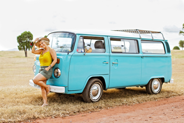 Beatrice Egli machte einen Road Trip durch Australien Universal Music